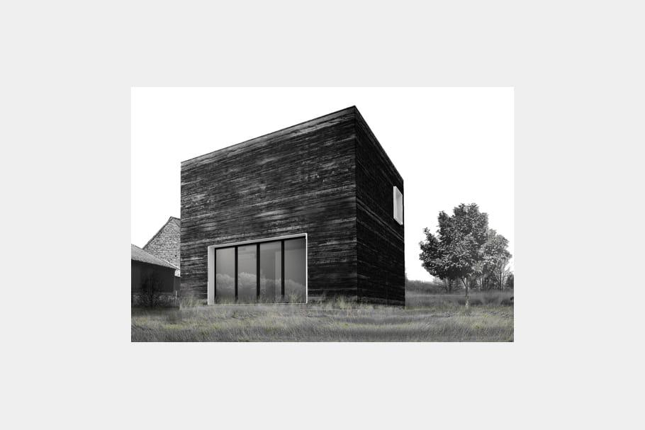 en pleine campagne dix maisons d 39 architecte 100 000 euros journal des femmes. Black Bedroom Furniture Sets. Home Design Ideas