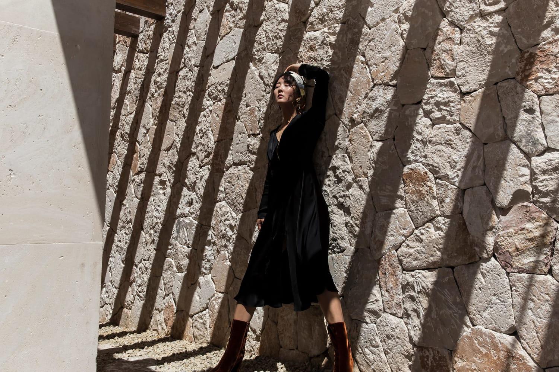 Shini Park, une icône mode en devenir