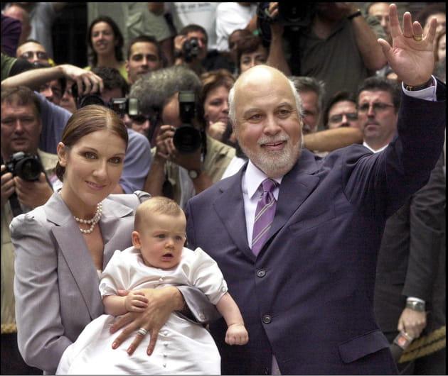 Baptême de René-Charles, 25 juillet 2001