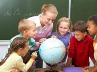 dès le ce2, les élèves découvrent plus amplement le monde qui les entoure.