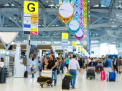 aéroport.