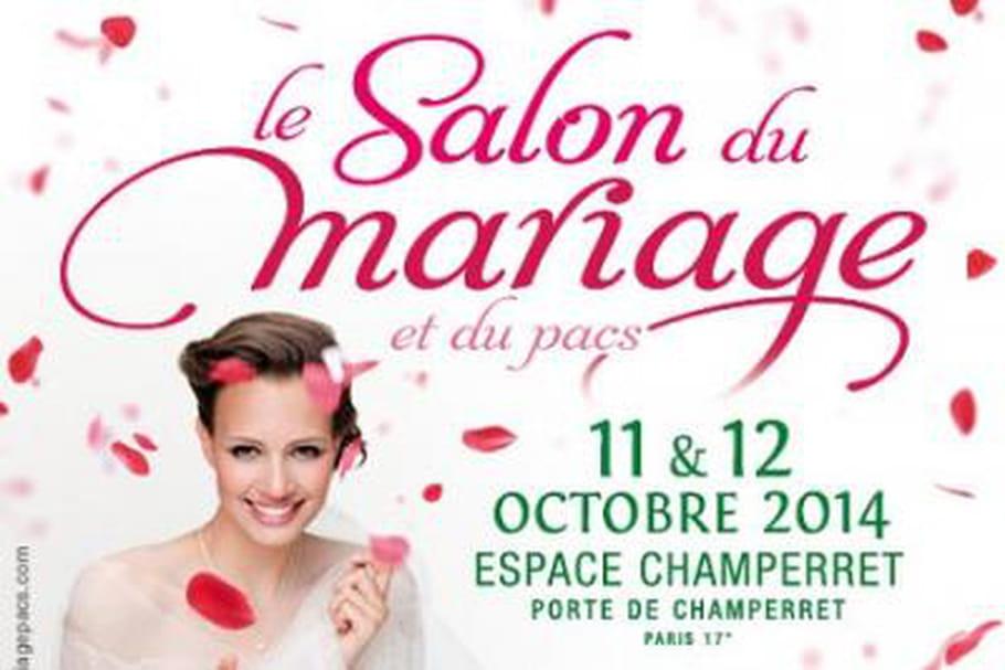 Salon du Mariage et du pacs : les 11 et 12 octobre 2014