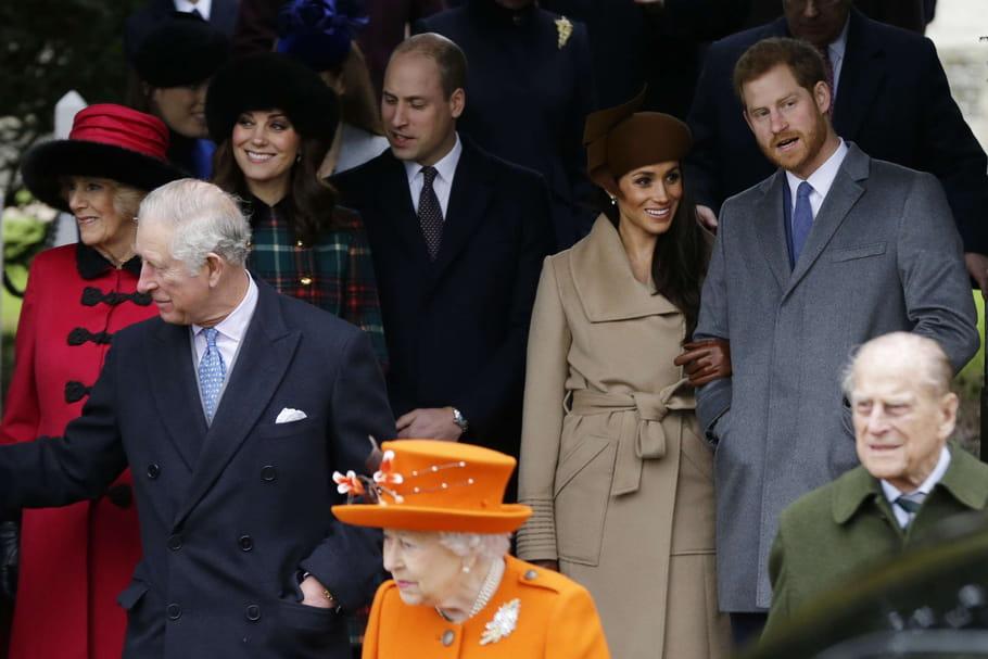 Qui sont les membres préférés de la famille royale britannique?