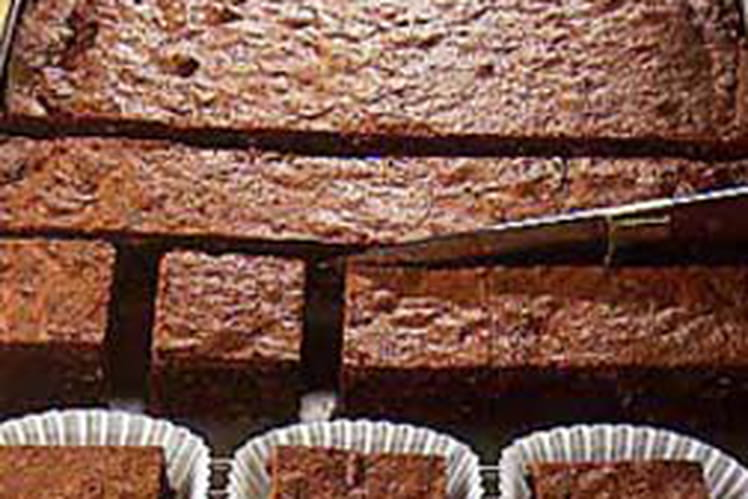 Brownies aux marrons