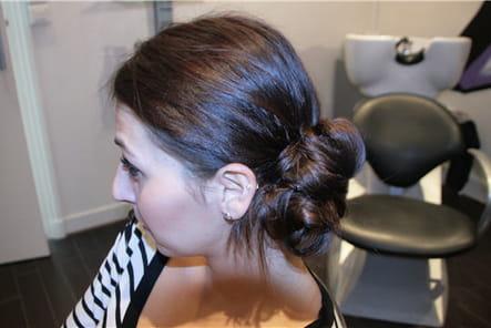 Une coiffure tendance