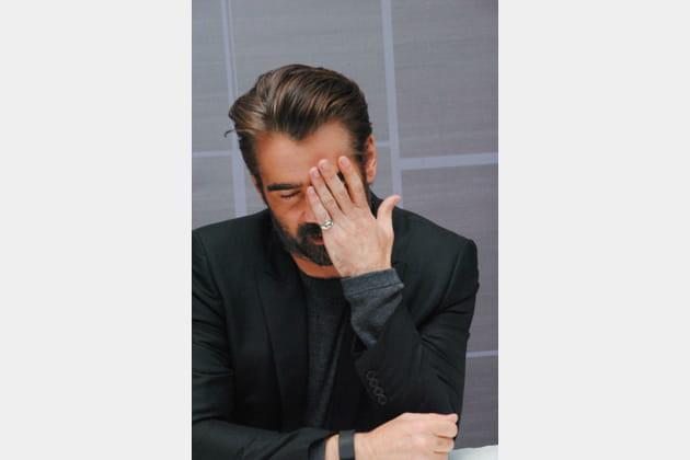 Colin Farrell est dépité