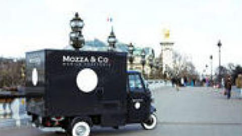 Mozza & Co : la mozza mobile qui sillonne Paris