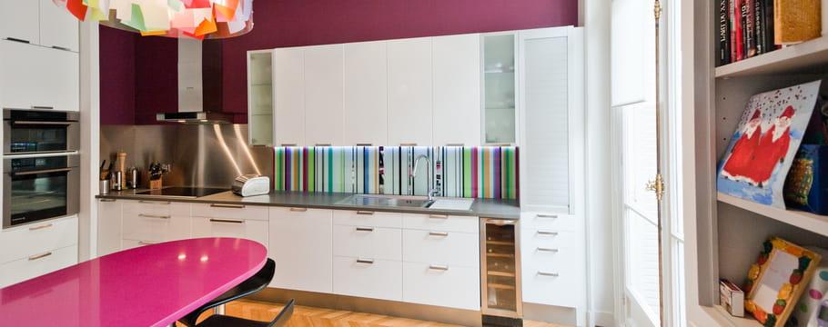 la couleur violet en d co symbole utilisation et association de couleurs. Black Bedroom Furniture Sets. Home Design Ideas