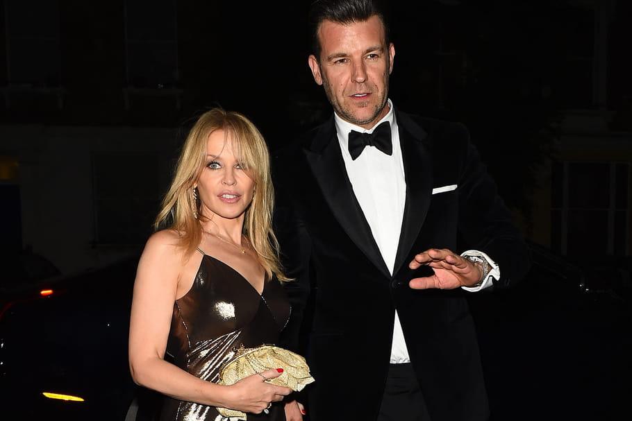 Kylie Minogue et Paul Solomons, bientôt mariés?