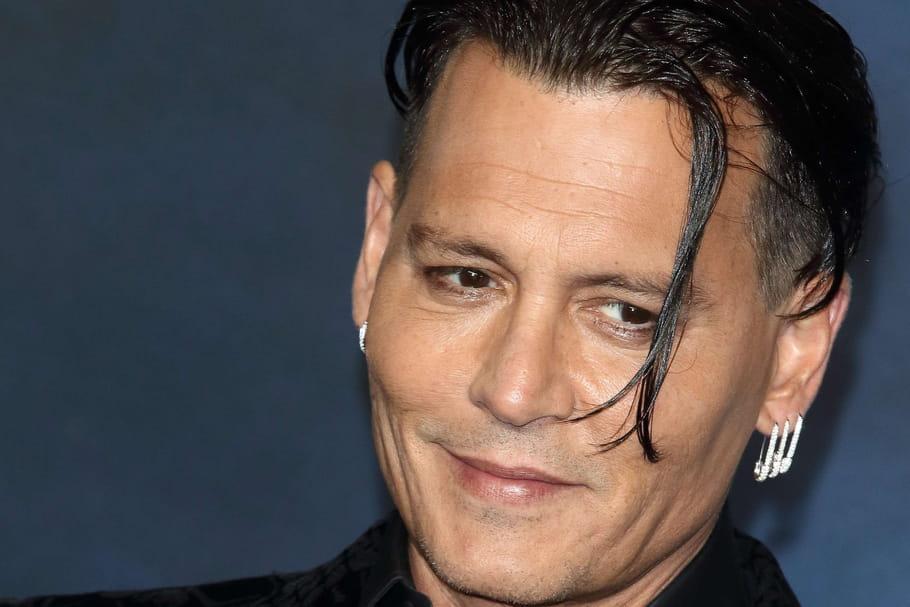 Johnny Depp attendu en star au Festival de Deauville
