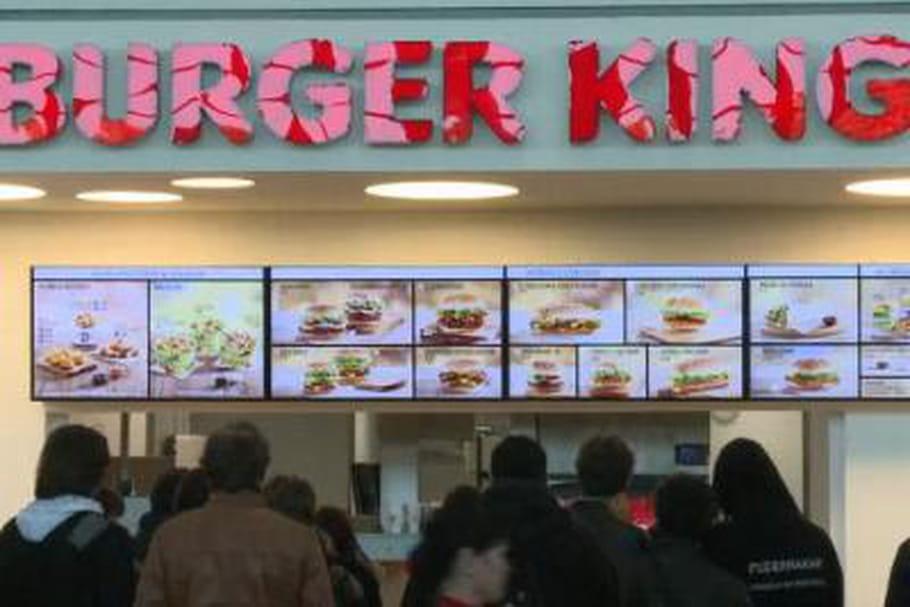 Burger King Marseille, l'unique, le seul