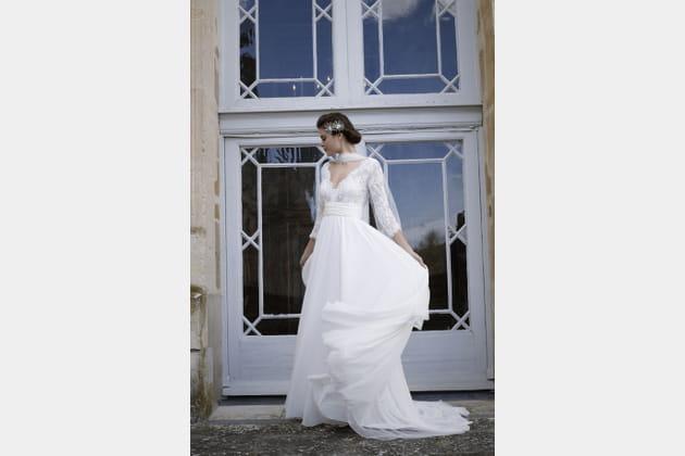 Robe de mariée Bielo