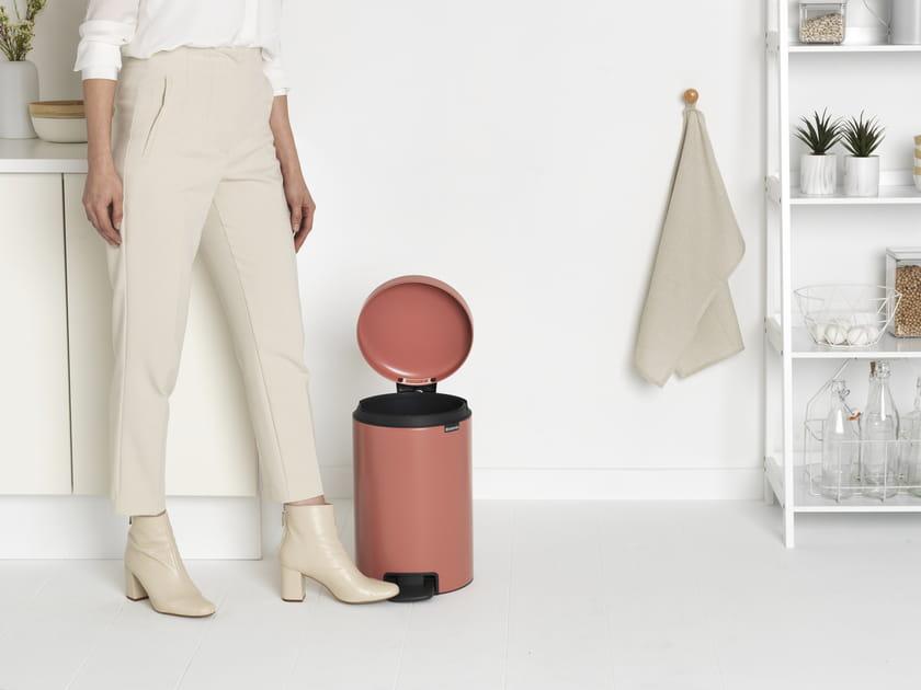 L'objet du désir: La poubelle Terracotta Pink deBrabantia