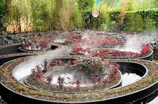 Le Jardin volcanique
