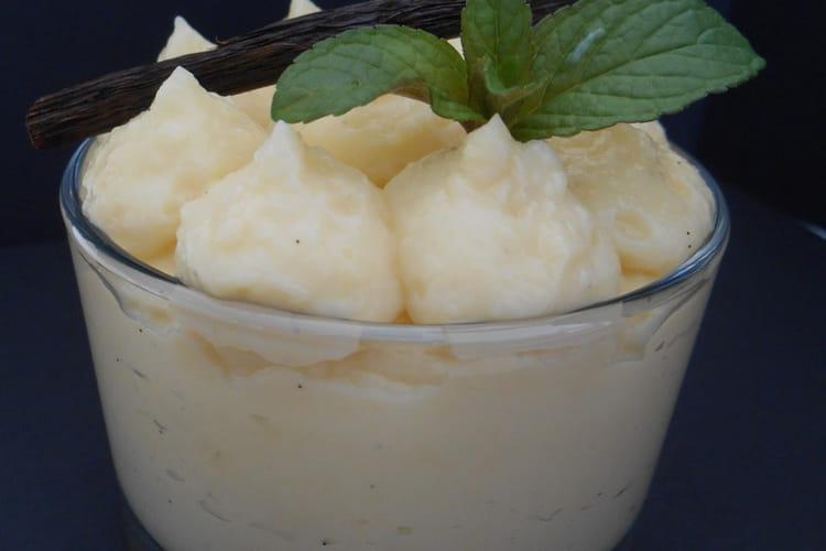 Crème pâtissière classique