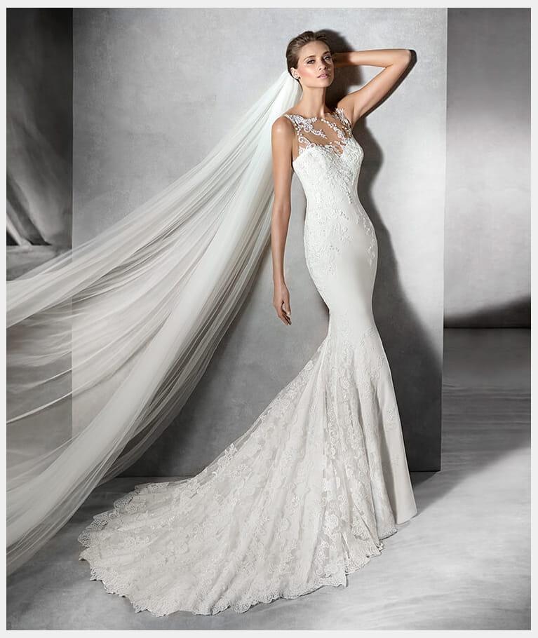 Robe de mariée Prunelle, Pronovias