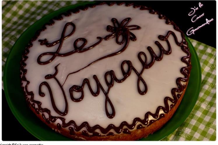 Gâteau Voyageur