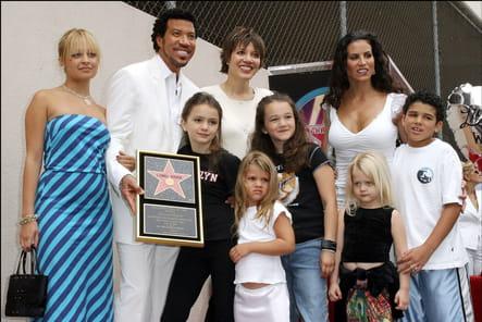 La famille Richie