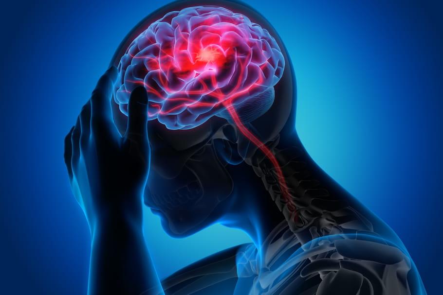 Traumatisme crânien: symptômes, surveillance, léger ou grave?