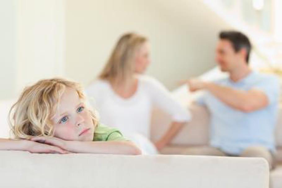 Divorce : 1 enfant sur 5 ne voit jamais son père