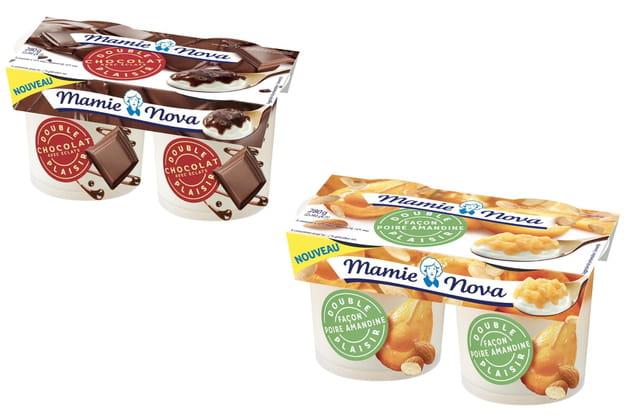 La gamme Double Plaisir de Mamie Nova