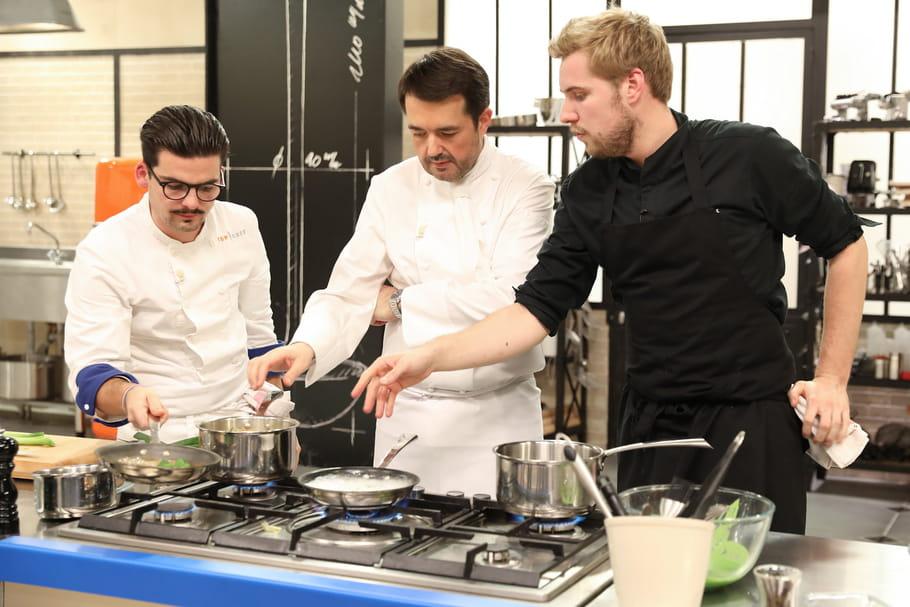 Top Chef 2018: regarder l'épisode 3en replay