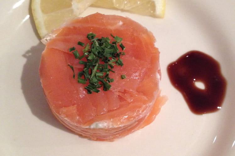 Cercle de saumon