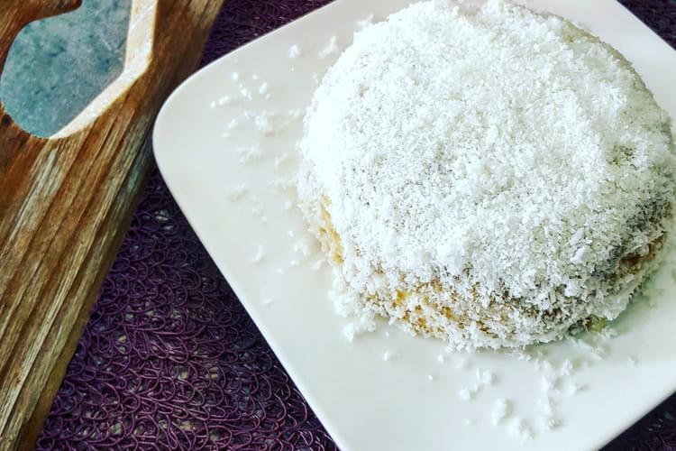 Bowlcake façon Raffaello