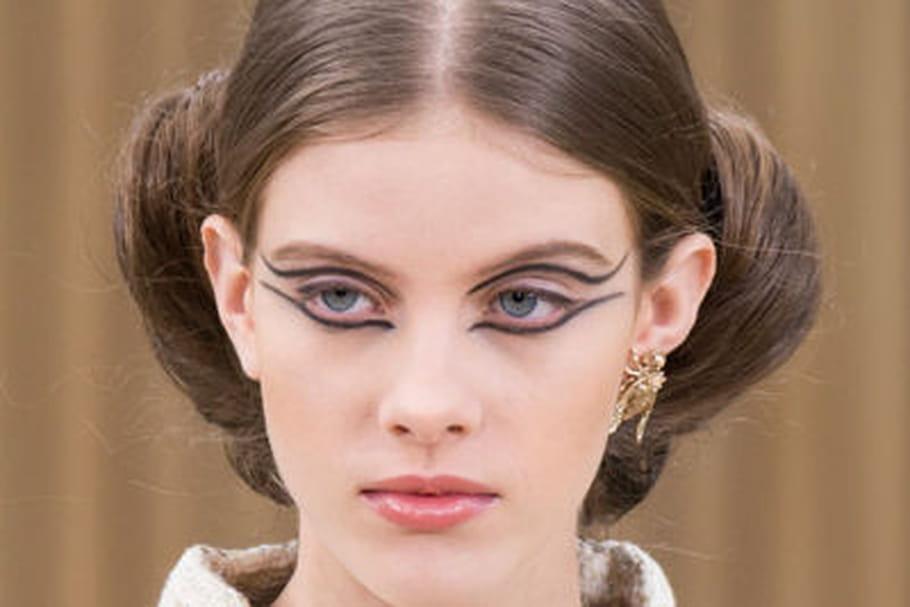 Les princesses zen et modernes du défilé Chanel