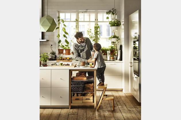 Le marchepied Mästerby d'IKEA
