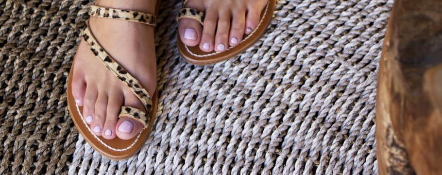 d8e8fb1218e Les plus belles sandales plates du printemps-été 2019