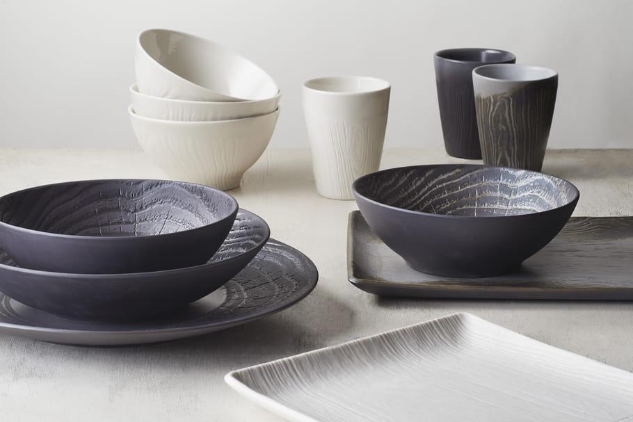 Tendance : on craque pour la vaisselle en grès