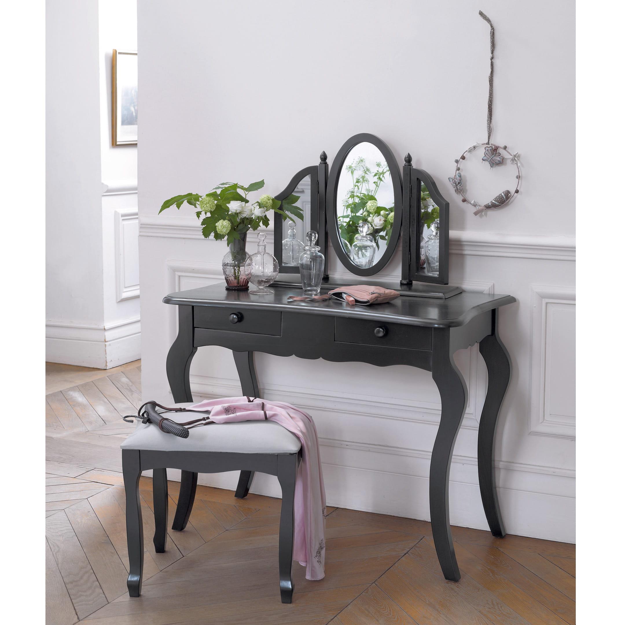 coiffeuse soupir de la redoute int rieurs. Black Bedroom Furniture Sets. Home Design Ideas