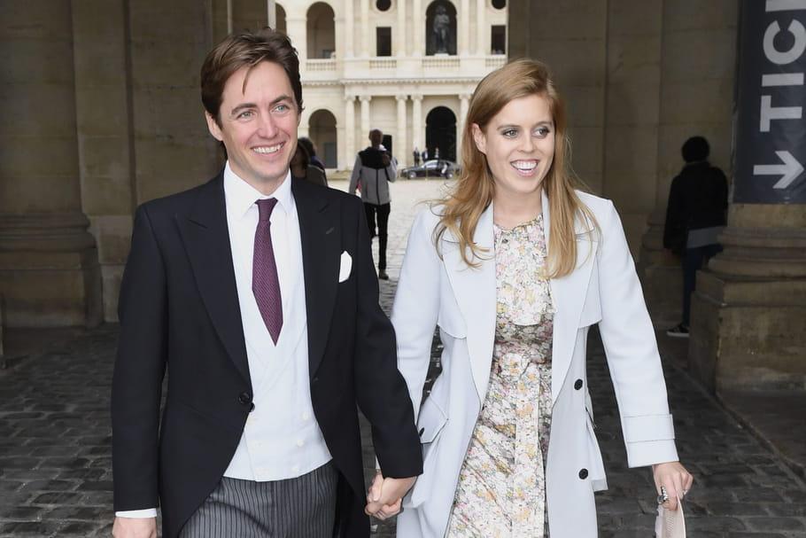 La princesse Beatrice d'York s'est mariée en présence de la Queen!
