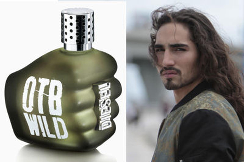 Rencontre avec Willy Cartier, visage du nouveau parfum Diesel