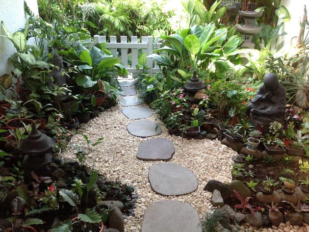 De bien beaux jardins de style japonais