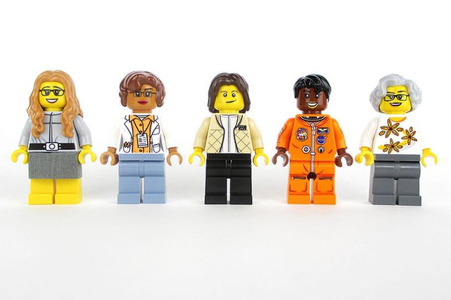 Lego : bientôt un coffret de figurines 100% féminines ?