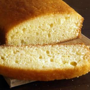 cake au citron façon pierre hermé