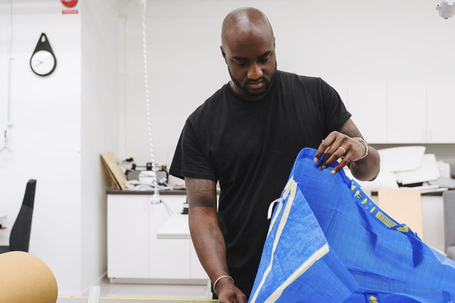 Ikea X Virgil Abloh: aperçu de Markerad, leur collection prévue pour 2019