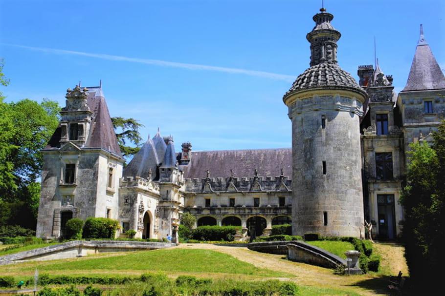 Le Château des Énigmes