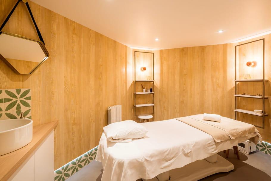 J'ai testé le spa bio Les Jardins Suspendus