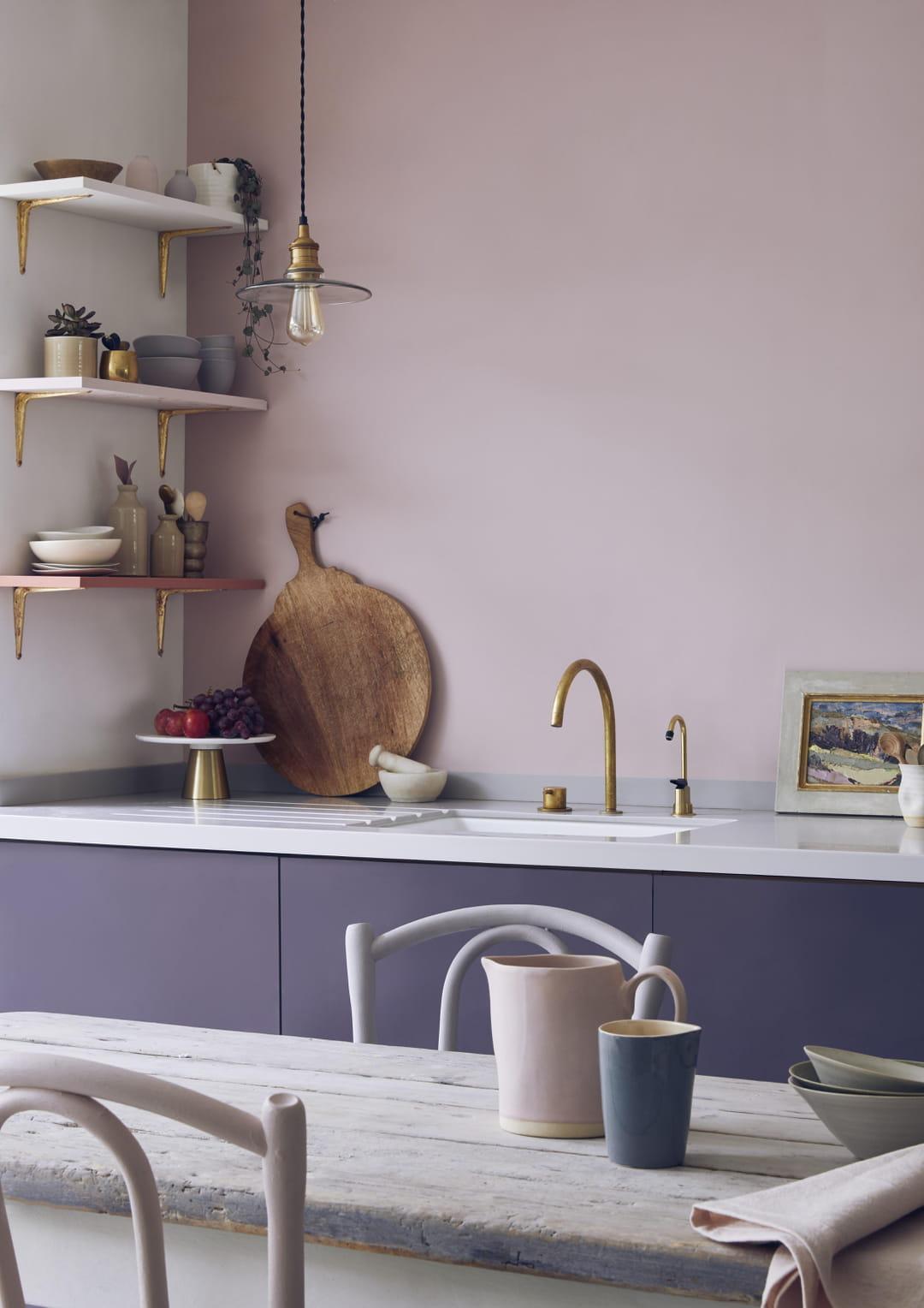 peinture-cuisine-rose-annie-sloan