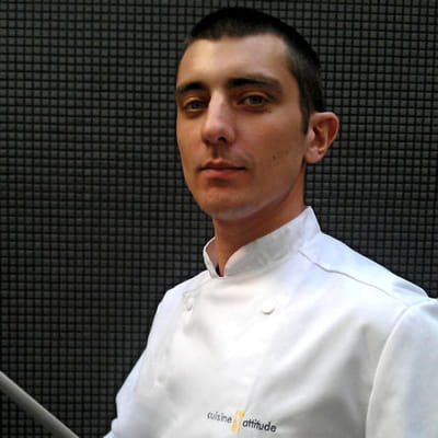 le chef thomas chegaray