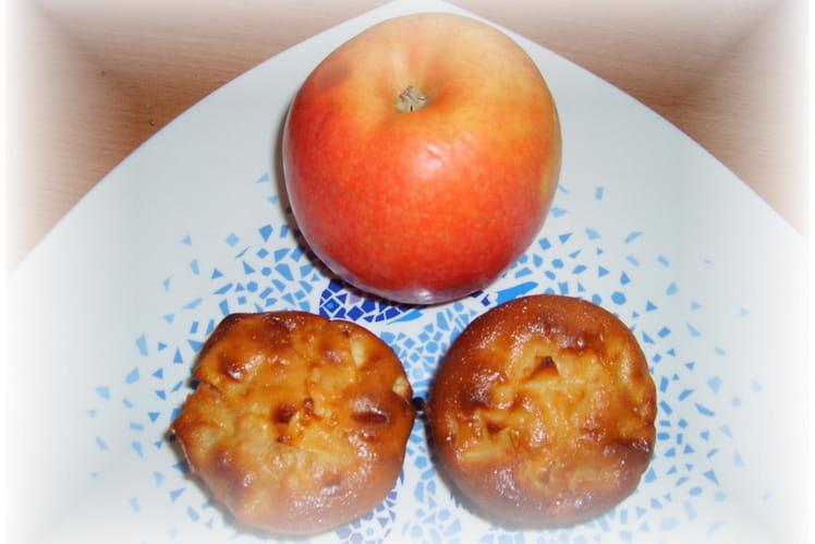 Muffins Pommes Salidou