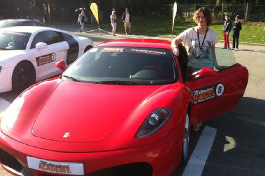 J'ai testé la Motorsport Academy