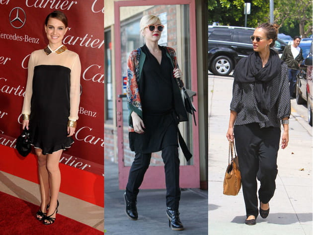 On copie les looks des stars enceintes