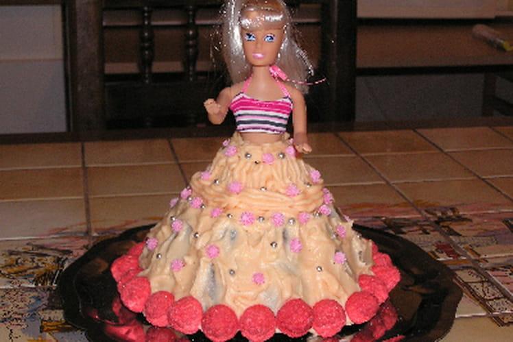 Jolie princesse d'anniversaire