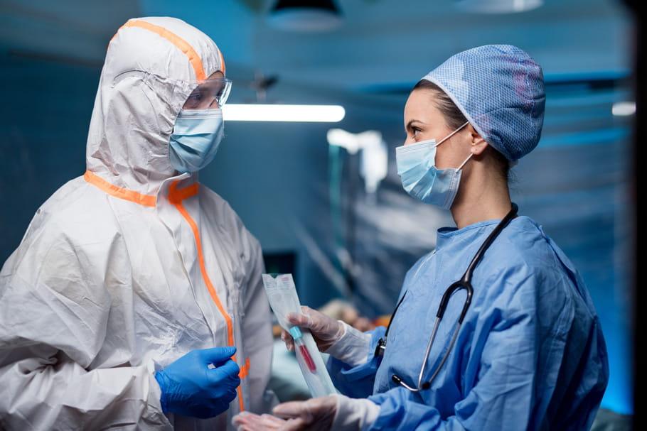 Coronavirus: direct - le bilan par région de France, cas en Italie