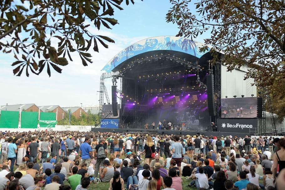 Rock en Seine va squatter aux Halles