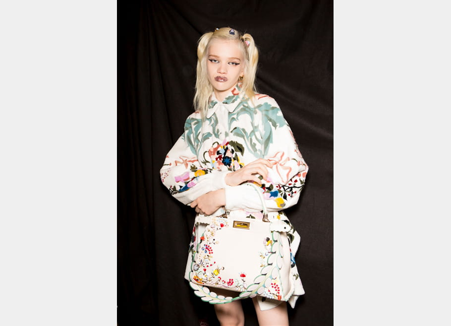 Fendi (Backstage) - photo 48